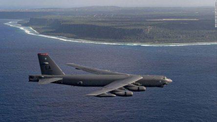 Τέσσερα βομβαρδιστικά Β-52 θα αναπτύξει το Πεντάγωνο στη Μέση Ανατολή