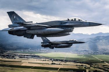 Ξεκίνησαν οι Νατοϊκές αποστολές στην Βόρεια Μακεδονία με Ελληνικά αεροσκάφη