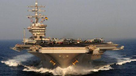Ο Πομπέο κάνει λόγο για επέμβαση στην Βενεζουέλα – Σε ετοιμότητα το USS Dwight D. Eisenhower