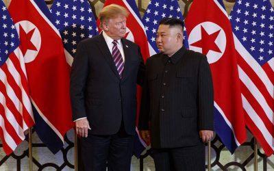Τραμπ: Εχω εμπιστοσύνη στον Κιμ Γιονγκ Ουν