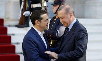 Δημοσίευμα αναφέρει πρόταση Τσίπρα σε Ερντογάν – «Κάνε πίσω στο Κυπριακό, για να μπείτε στα ενεργειακά»