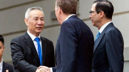 Ξεκίνησε στην Ουάσινγκτον ο νέος γύρος των εμπορικών διαπραγματεύσεων HΠΑ-Κίνας