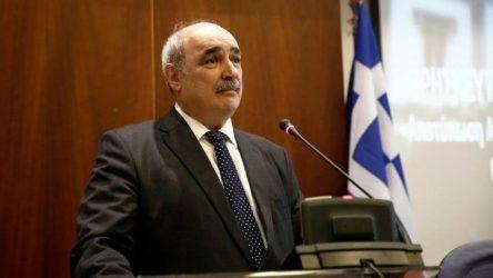 Ο Μ. Μπόλαρης στην Οχρίδα στην 4η Συνάντηση της Επιτροπής Ελλάδας-Βόρειας Μακεδονίας για τα σχολικά βιβλία