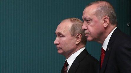 Προσπάθεια εξομάλυνσης των διαφορών τους στη συριακή κρίση έκαναν Ρωσία-Τουρκία