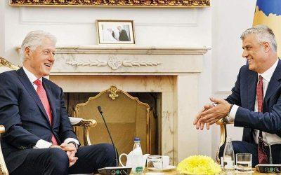 Κλίντον: Το Κοσσυφοπέδιο αξίζει να ενταχθεί στο ΝΑΤΟ και την ΕΕ