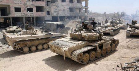 Συρία: 167 νεκροί μέσα σε 48 ώρες