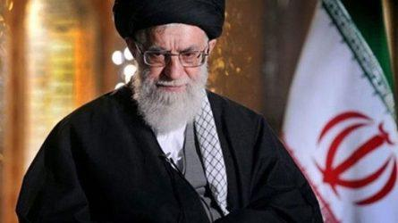 Αντίθετος σε κάθε διαπραγμάτευση με τις ΗΠΑ είναι ο αγιατολάχ Αλί Χαμενεΐ