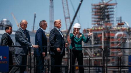 Αμερικανός υπουργός Ενέργειας – Με την διαφοροποίηση της ενέργειας οι χώρες δημιουργούν ασφάλεια