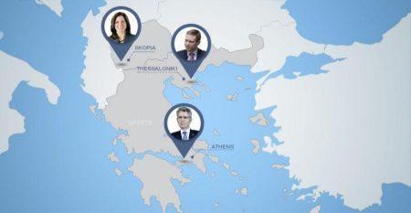 Ο Τζεφρι Πάιατ μένει στην Ελλάδα την πιο κρίσιμη περίοδο και αναβάλει για έναν χρόνο την εξέλιξη της καριέρας του