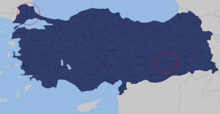 Σε Αν.Θράκη και Ντιγιαρμπακίρ θα παράγει σχιστολιθικό φυσικό αέριο η Τουρκία
