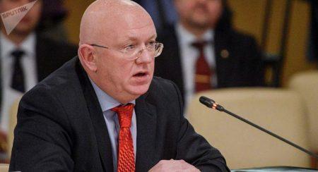 Ρώσος πρέσβης στον ΟΗΕ: Οι δυτικές χώρες μεταδίδουν διαστρεβλωμένες πληροφορίες για την Συρία