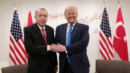 """Τραμπ σε Ερντογάν: Η αγορά των ρωσικών S-400 """"είναι ένα πρόβλημα"""""""