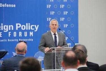Αποστολάκης: Μεγάλη πρόοδος στην αμυντική συνεργασία Ελλάδας – ΗΠΑ