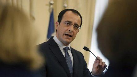Στο Ριάντ για επίσημη επίσκεψη ο Κύπριος υπουργός Εξωτερικών Νίκος Χριστοδουλίδης
