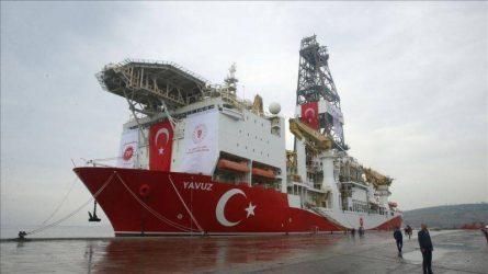 NAVTEX της Κύπρου στα τεμάχια 2 και 3 μπλοκάρει το ΓΙΑΒΟΥΖ