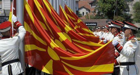 Σε αλλαγή του ονόματος του προχώρησε ο στρατός της Βόρειας Μακεδονίας