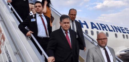 Μαζί με τους S-400 έφτασε στην Άγκυρα και ο νέος Αμερικανός Πρέσβης – Μήνυμα από τον Τζέφρι Πάιατ