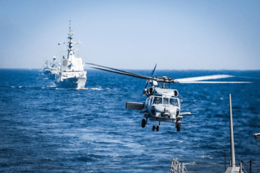 To State Department έδωσε την έγκριση για την πώληση 7 ελικοπτέρων ΜΗ-60R στο Πολεμικό Ναυτικό