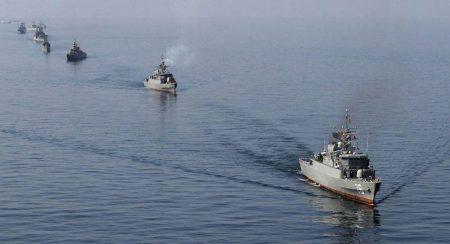 Ιρανικά πλοία προσπάθησαν να εμποδίσουν τη διέλευση βρετανικού πλοίου στον Κόλπο