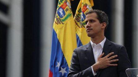Γκουαϊδό σε Μητσοτάκη: Θα ερευνήσουμε πού πήγαν τα χρήματα του Μαδούρο