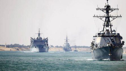Οι ΗΠΑ ζητούν από την Γερμανία να συμμετάσχει σε αποστολή στα Στενά του Oρμούζ