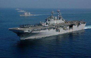 Τραμπ: Πολεμικό πλοίο των ΗΠΑ κατέστρεψε ιρανικό drone στα Στενά του Ορμούζ