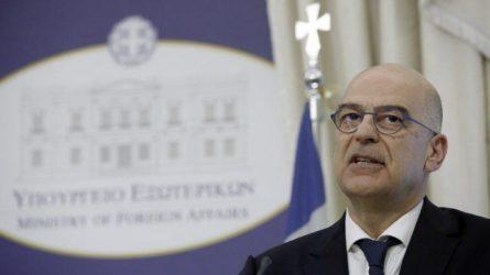 Νίκος Δένδιας: Δεν ήταν προδοτική η Συμφωνία των Πρεσπών