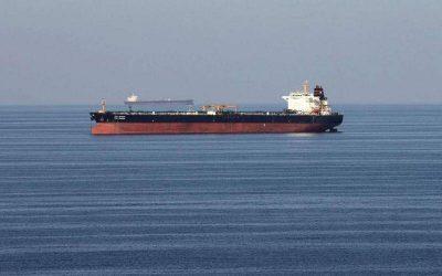 Επικοινωνιακή δέσμευση λαθραίου πετρελαίου από το Ιράν στα στενά του Ορμούζ
