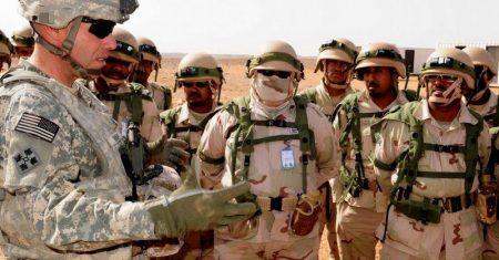 Οι ΗΠΑ στέλνουν επιπλέον στρατό στη Σαουδική Αραβία