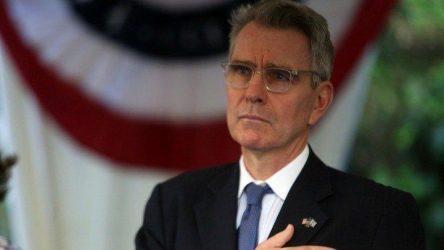 Τζ. Πάιατ: Οι Ηνωμένες Πολιτείες θα είναι δίπλα στην επόμενη κυβέρνηση
