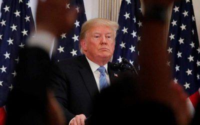Ο Αμερικανός Πρόεδρος προσπαθεί να μαζέψει τις αντιδράσεις – Προανήγγειλε κυρώσεις για την Τουρκία