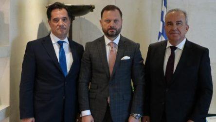 Αδ. Γεωργιάδης: Σε καλή πορεία η αποκρατικοποίηση των ναυπηγείων της Σύρου