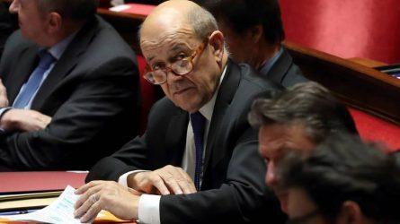 Γάλλος Υπουργός Εξωτερικών: : Η Ρωσία ανήκει στην Ευρώπη