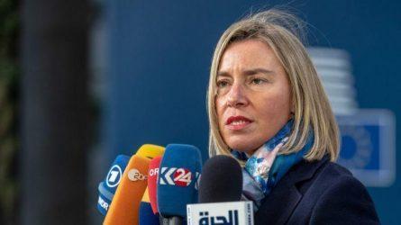 Οι ΗΠΑ αποφάσισαν κυρώσεις σε βάρος του Ιρανού ΥΠΕΞ και η Ε.Ε εκφράζει «λύπη»