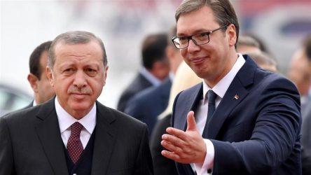 Ο Ερντογάν ανέβαλε την επίσκεψή του στη Σερβία