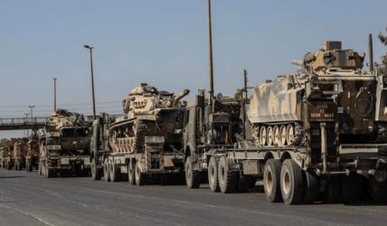 Επίθεση δέχθηκαν τουρκικές δυνάμεις που θα ενίσχυαν το Παρατητητήριο στην Morek