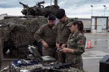 Το ΝΑΤΟ ενισχύει τις δυνάμεις του στις Βαλτικές χώρες