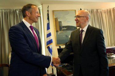 """Η επίσκεψη του Francis R. Fannon στην Αθήνα """"ξεκλειδώνει"""" τον σταθμό FSRU στην Αλεξανδρούπολη"""