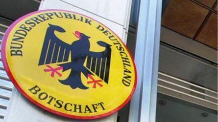 """""""Πλήρη αλληλεγγύη"""" προς την Ελλάδα σε ό,τι αφορά τις ενέργειες της Τουρκίας, εξέφρασε η γερμανική κυβέρνηση"""