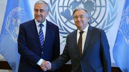 Διαφορετικές επιστολές του Γενικού Γραμματέα του ΟΗΕ σε Αναστασιάδη και Ακιντζί;