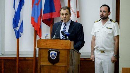 Υπουργός Άμυνας: Μας προβληματίζει η τουρκική ρητορική την οποία  βλέπουμε με αποφασιστικότητα