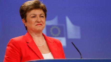 Η Κρισταλίνα Γκεοργκίεβα (Βουλγαρία) θα είναι η υποψήφια της Ευρωπαϊκής Ένωσης για την ηγεσία του ΔΝΤ