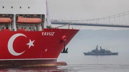Τα τουρκικά πλοία γεωτρήσεων συνεχίζουν τις επιχειρήσεις τους στην ανατολική Μεσόγειο