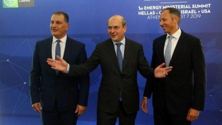 1η Υπουργική Διάσκεψη για την Ενέργεια – Ο EastMed χτίζει συμμαχία