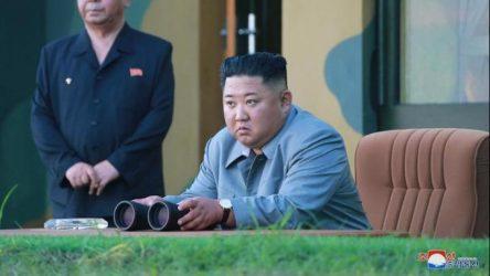 Η Β. Κορέα επιβεβαίωσε τη δοκιμή βαλλιστικού πυραύλου που εκτοξεύεται από υποβρύχιο
