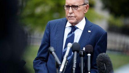 Λάρι Κούντλοου: Ουάσιγκτον και Πεκίνο επιταχύνουν τις προσπάθειες για αποκατάσταση των διαπραγματεύσεων