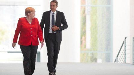 Στα σκαριά συμφωνία για γερμανικές επενδύσεις σε ενέργεια και πράσινη ανάπτυξη