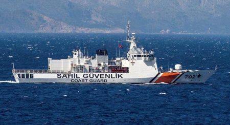 Τουρκική NAVTEX δεσμεύει θαλάσσια περιοχή από την Ρόδο μέχρι την Κρήτη