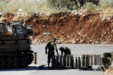 Η Χεζμπολάχ υποστηρίζει ότι κατέστρεψε ένα ισραηλινό στρατιωτικό όχημα