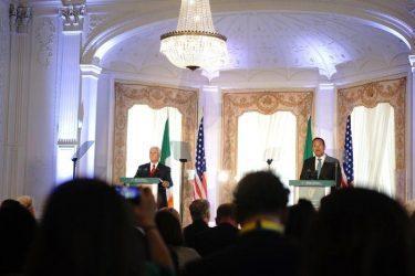 Μεσολάβηση Πενς σε Ιρλανδία και Βρετανία